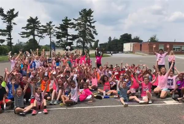 Fern Hill Elementary raises money for Unite for Her
