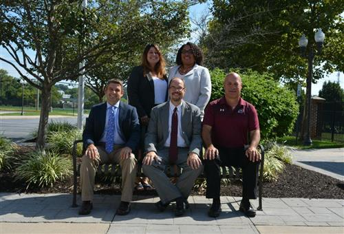 Henderson High School Administrative Team