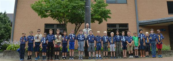 Boy Scouts Pack 110/Chester County Council