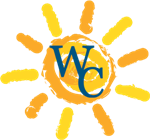 Sun with WC logo